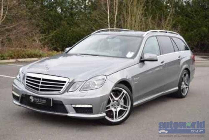 My E Clas >> Used 2012 Mercedes-Benz E-Class estate