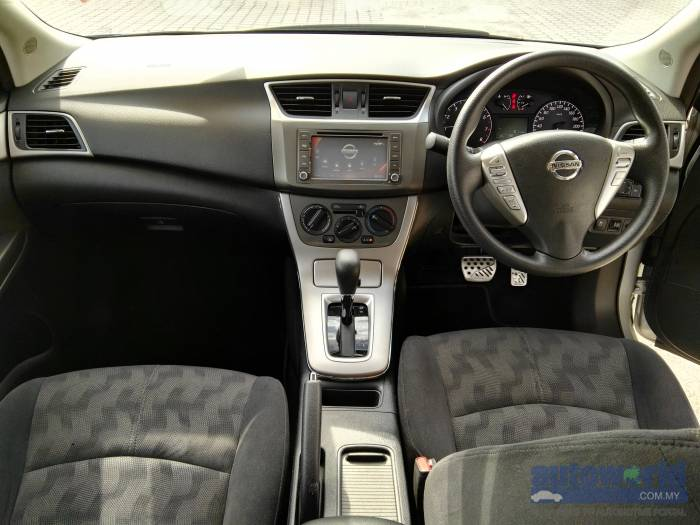 used 2014 nissan sylphy e space