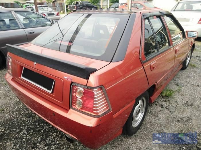 Used 2007 Proton Saga Saga Lmst Se 1 3