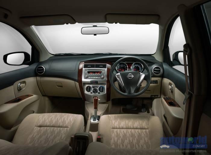 New 2018 Nissan Grand Livina Impul Grand Nismo Mpv 1 8
