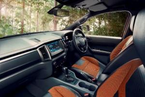 2015 Ford Ranger Wildtrak - Interior Passenger ASEAN