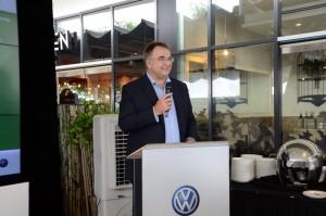Mr Armin Keller, MD of VW