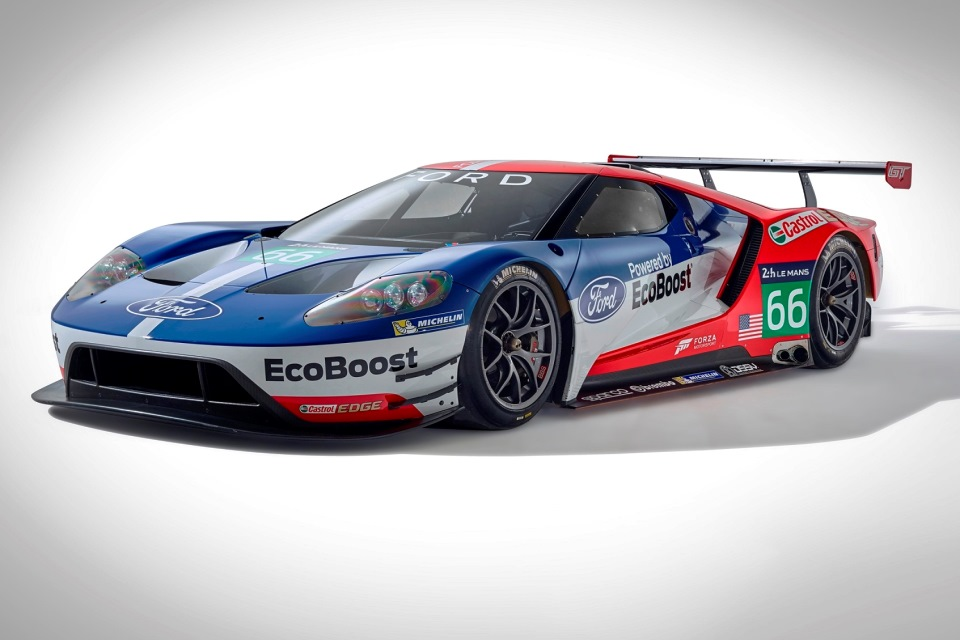 Photo 1 - Ford GT