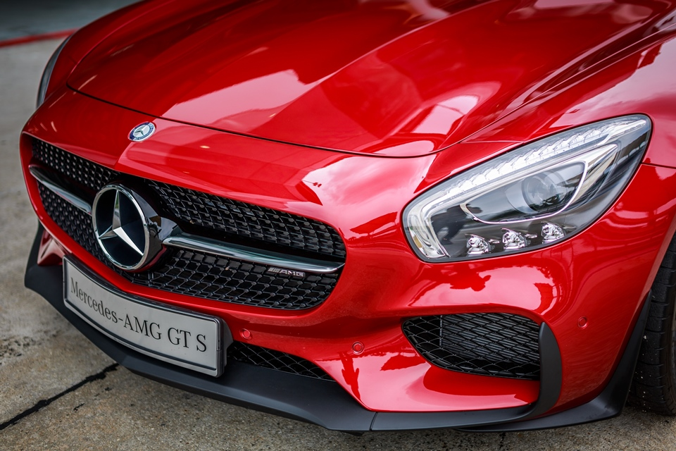 Mercedes Amg Gt S Launched In Malaysia Autoworld Com My