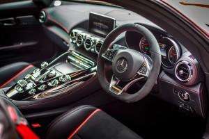 Mercedes-AMG GT S_Interior  (3)