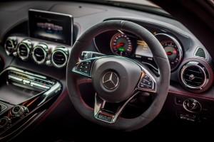 Mercedes-AMG GT S_Interior  (4)