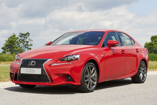 Lexus to launch IS 200t with 2.0-litre turbo engine