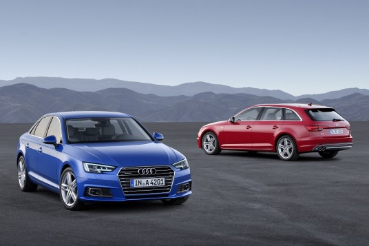 All-new Audi A4 makes global unveil