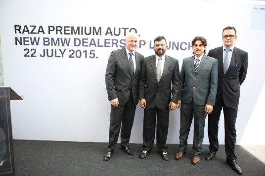 New BMW 4S dealership opens in Kelantan