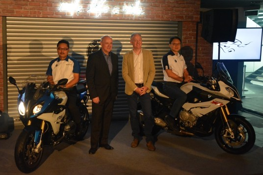 BMW Motorrad launches S 1000 XR and R 1200 RS motorcycles in Malaysia