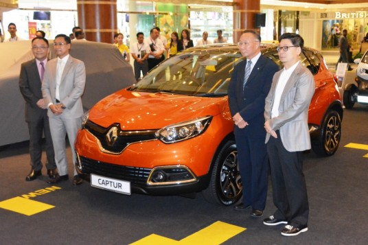 Renault Captur previewed ahead of Oct launch in Malaysia