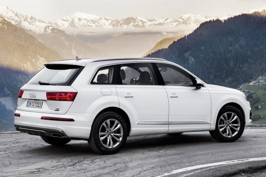 Ultra-efficient 3.0 TDI variant launched for new Audi Q7