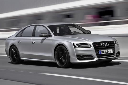 Audi unveils new S8 plus performance flagship