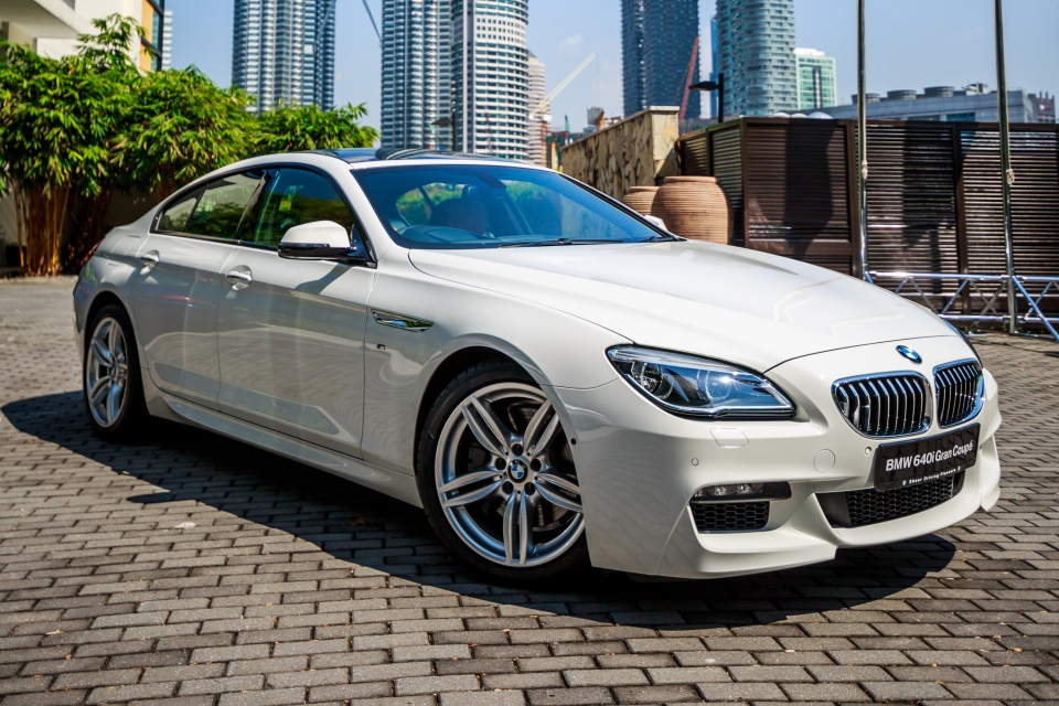 bmw 6 series gran coupe lci arrives in malaysia. Black Bedroom Furniture Sets. Home Design Ideas
