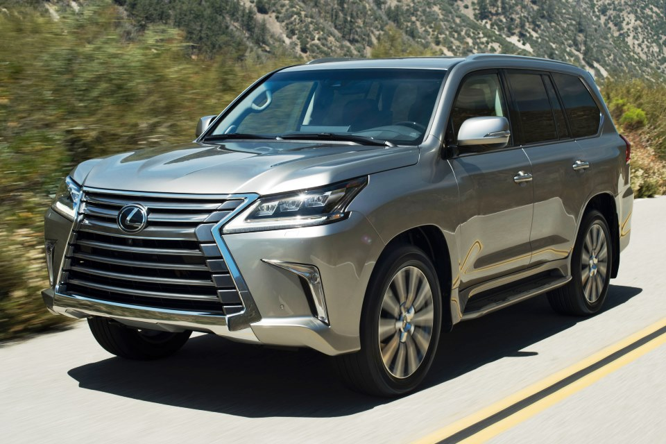 Owings Mills Lexus >> When Is The New Model Lexus Lx Come Out | Autos Post