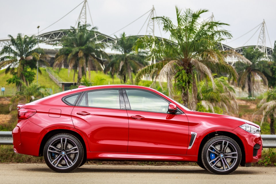 Bmw Group Malaysia Launches Second Generation X6 M Autoworld Com My