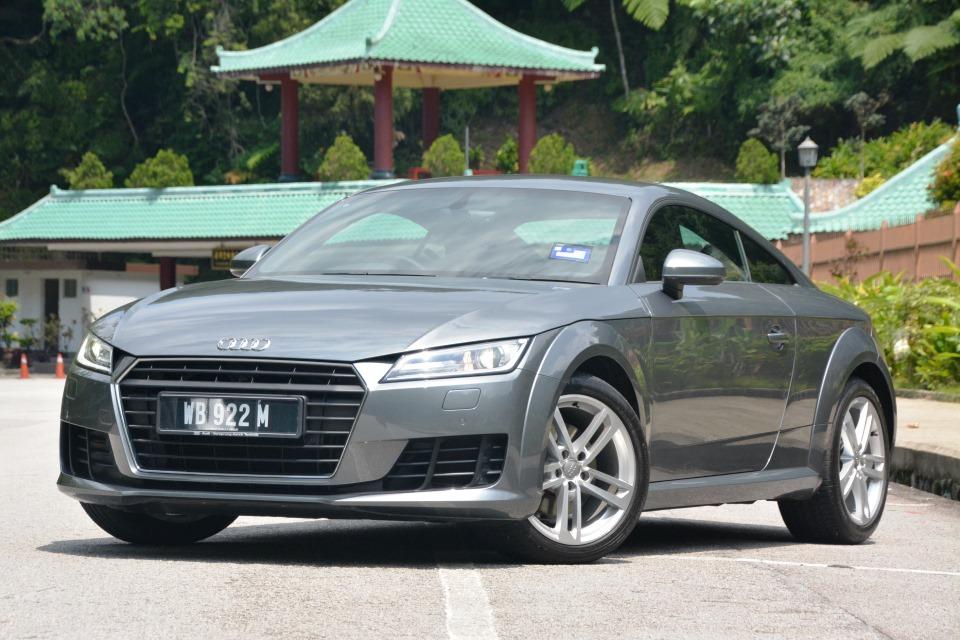 2015 Audi Tt Test Drive Review Autoworld