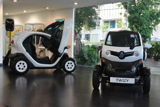 Renault expands Malaysia line-up with Twizy EV and new Megane R.S. variants