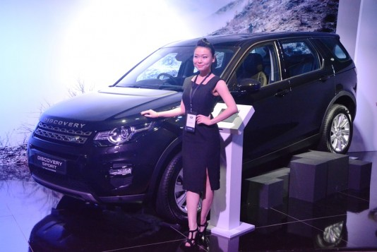 Land Rover Discovery Sport launched in Malaysia