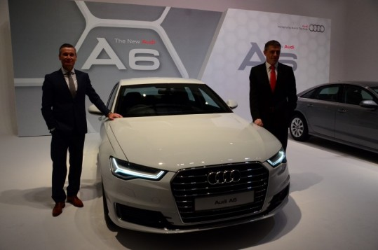 Updated Audi A6 Unveiled in Malaysia