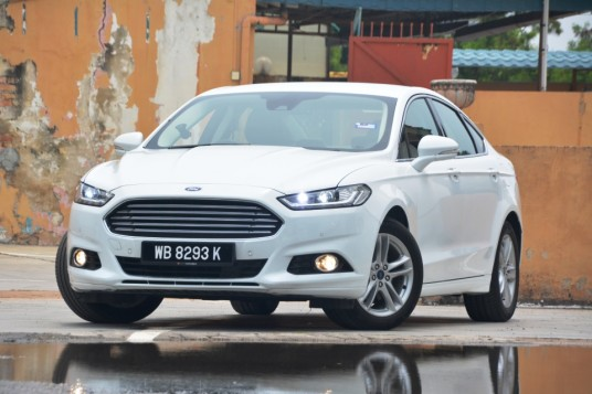 2015 Ford Mondeo Test Drive Review
