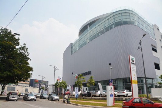 New Perodua Sentral flagship outlet opens in PJ