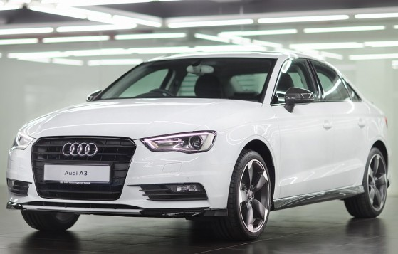 Audi A3 Carbon Edition - 30 units only special for Malaysia