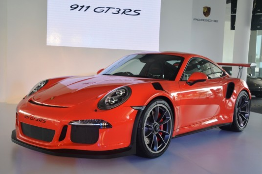 Porsche 911 GT3 RS launched in Malaysia