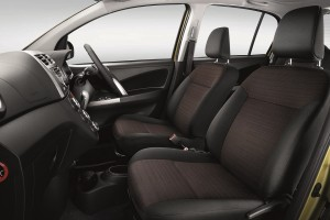 Myvi Premium XS_Seat Design