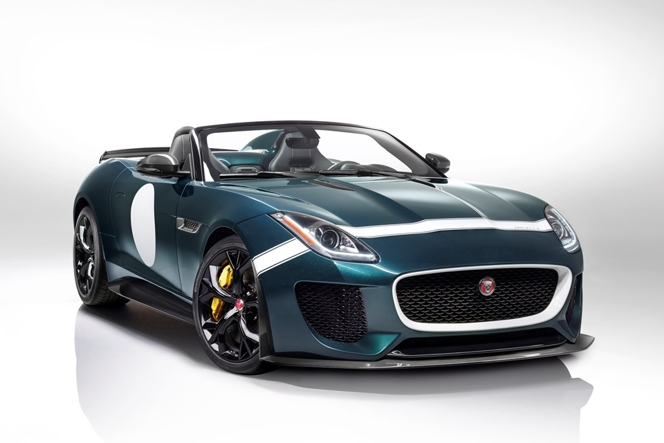 Jaguar F-Type Project 7_Static