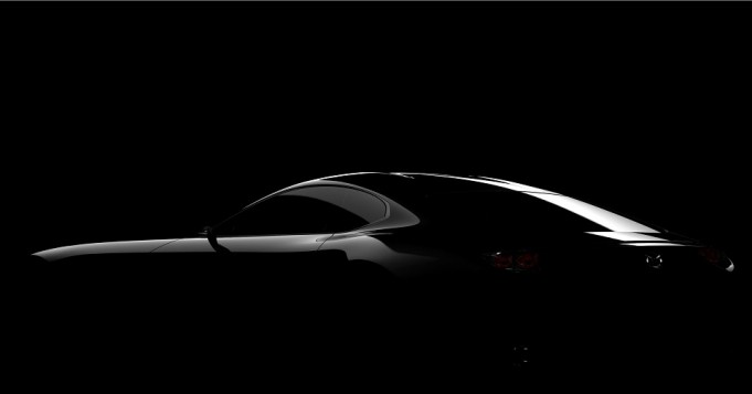 New Mazda concept to debut at Tokyo - RX-8 successor in the making?
