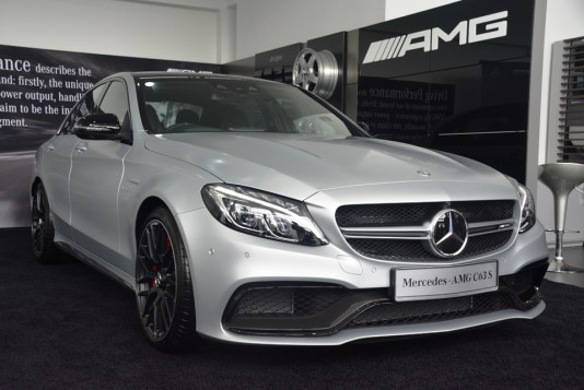 Mercedes-AMG C 63 S launched in Malaysia