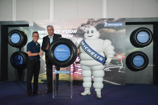 Michelin Primacy SUV tyre launched in Malaysia