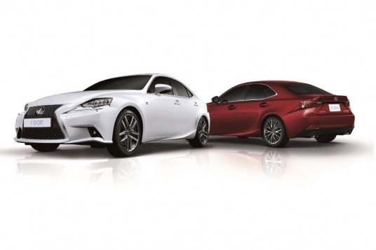 Lexus IS 200t launched to replace IS 250 in Malaysia