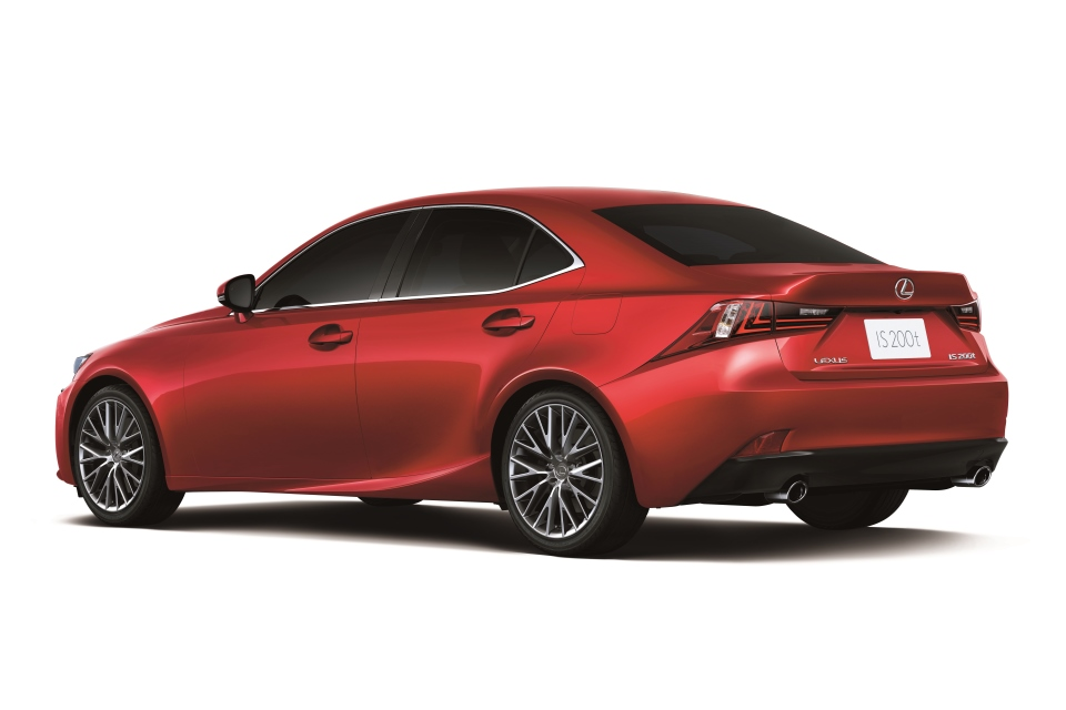 lexus is 200t launched to replace is 250 in malaysia. Black Bedroom Furniture Sets. Home Design Ideas