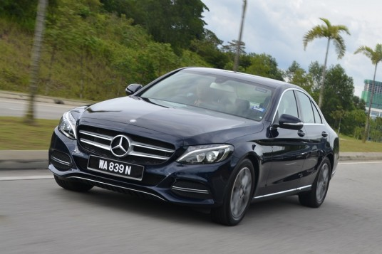 Mercedes-Benz Malaysia announces revised W205 C-Class line-up