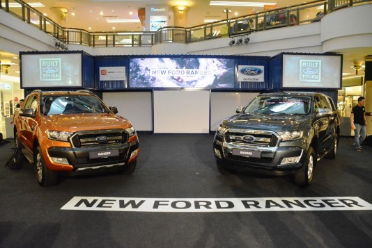 Ford Ranger T6 facelift launched in Malaysia