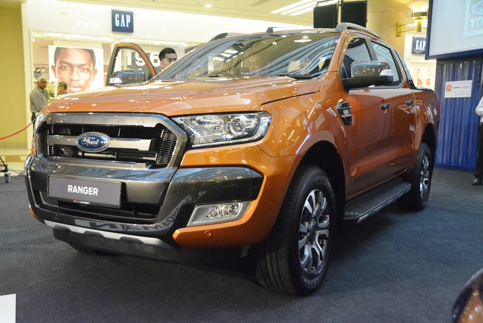 Ford Ranger T6 Facelift Launched In Malaysia Autoworld Com My