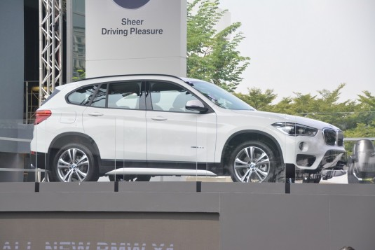 Second-generation BMW X1 (F48) launched in Malaysia