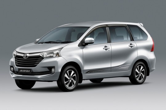 New engines, major updates for Toyota Avanza