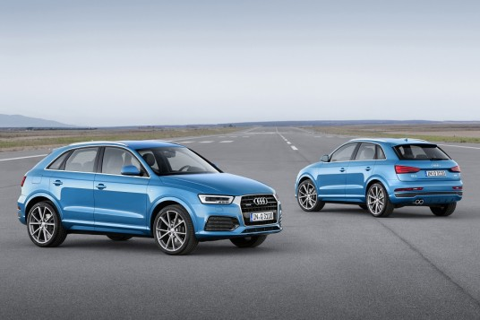 Audi Q3 facelift launched in Malaysia with 1.4 and 2.0 variants
