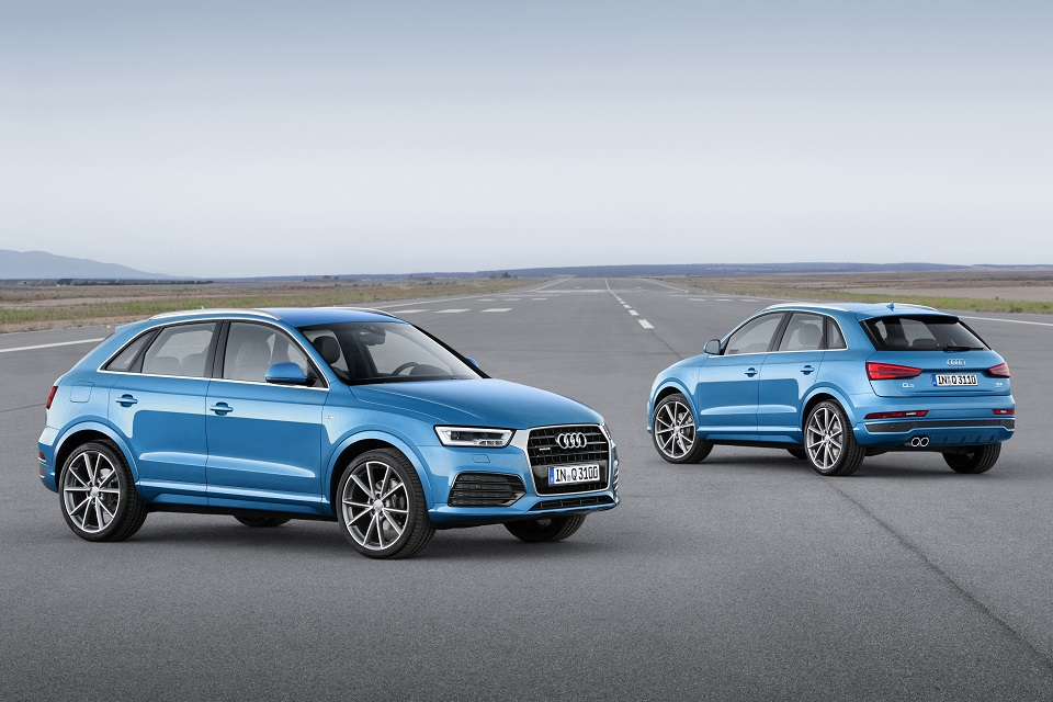 Audi Q3 Facelift Launched In Malaysia With 1 4 And 2 0 Variants