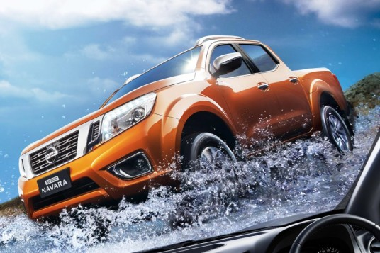 Nissan NP300 Navara opens for bookings