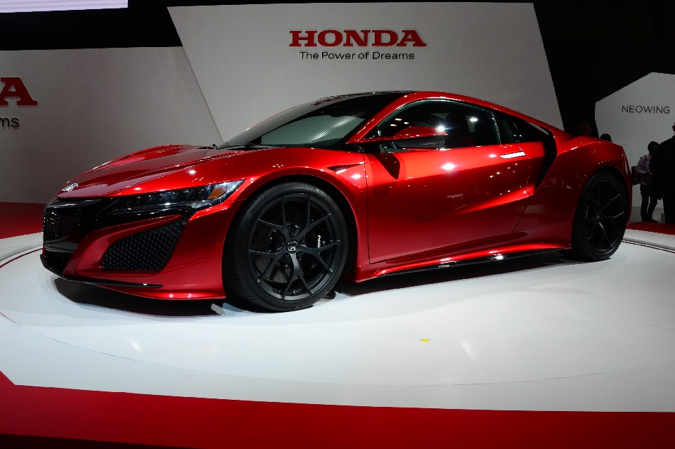 Staying True To Its Brand Slogan The Power Of Dreams Hondas Appearance At 44th Tokyo Motor Show 2015 Is Lined With Exciting Displays That