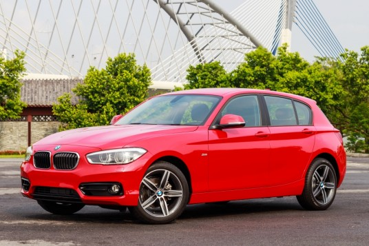 BMW 118i rejoins facelifted F20 1 Series range
