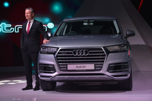 Audi launches all-new Q7 in Malaysia