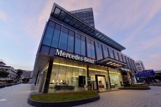 Hap Seng Star opens new Mercedes-Benz Autohaus in Kota Kinabalu