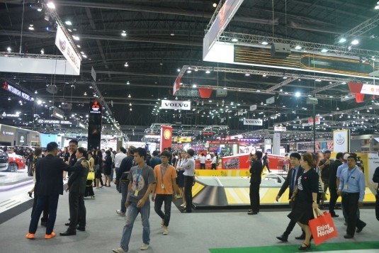 Thai Motor Expo 2015 kicks off