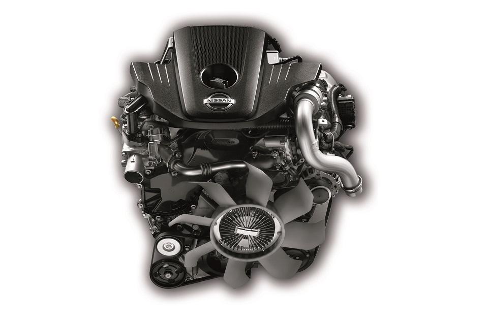 30 All-New NP300 Navara_Double Cab_YD25DDTi VGS Turbo Intercooler