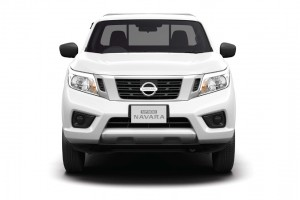 02 All-New NP300 Navara_Single Cab_Front View